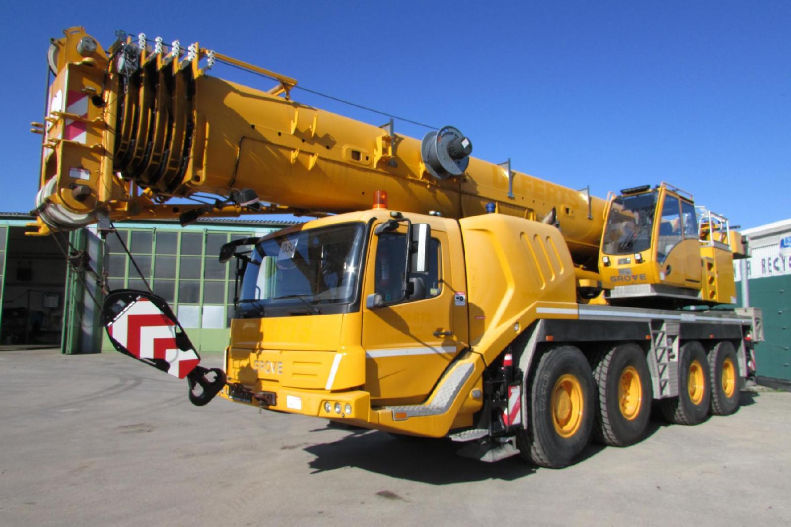 cranes for sale Australia.
